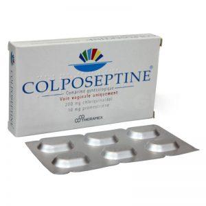 Thuốc đặt chữa viêm lộ tuyến Colposeptine