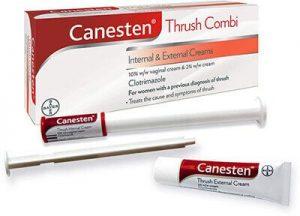 Thuốc đặt phụ khoa Canesten