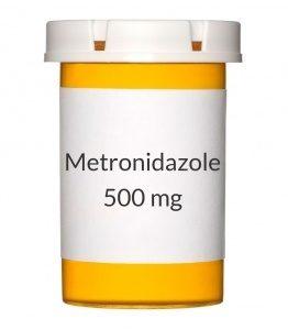 thuốc trị viêm nhiễm phụ khoa Metronidazole