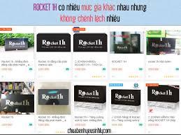 Giá rocket 1h là bao nhiêu