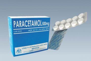 Paracetamol là gì, công dụng và chi phí