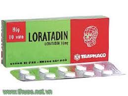 Loratadin là thuốc gì?