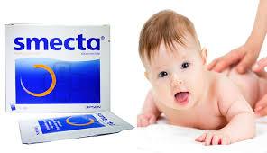 Trẻ sơ sinh có dùng được thuốc Smecta không?