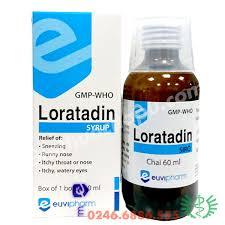 Các dạng của thuốc Loratadin