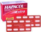 thuốc hạ sốt Hapacol