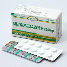 Metronidazol là thuốc điều trị nhiễm khuẩn được bán khá phổ biến trên thị trường