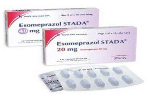 Thuốc có 2 dạng chính là 20mg và 40 mg