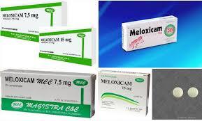 Thuốc meloxicam được sử dụng khá phổ biến hiện nay